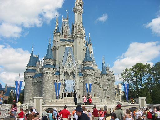 disney world orlando castle. Headed to Orlando for